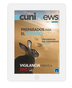 Revista cuniNews julio 2014