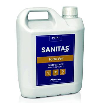 desinfectante sanitas forte vet