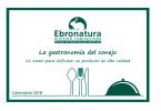 Calendario 2018 Ebronatura