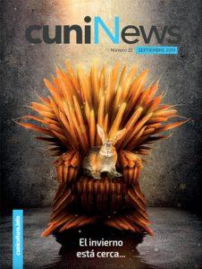 Revista cuniNews Septiembre 2019